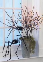 Mystical Halloween Lighting Ideas with Spellbinding candle and light string effect Part 11