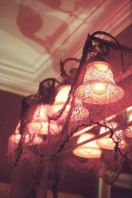 Mystical Halloween Lighting Ideas with Spellbinding candle and light string effect Part 45