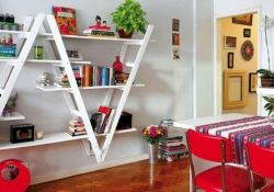 Simple Bookshelf Ideas for DIY Project Part 64