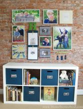 Simple image and Arrangement Tips to Make your Own Gallery Wall Ideas Part 16