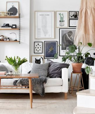 Simple image and Arrangement Tips to Make your Own Gallery Wall Ideas Part 25
