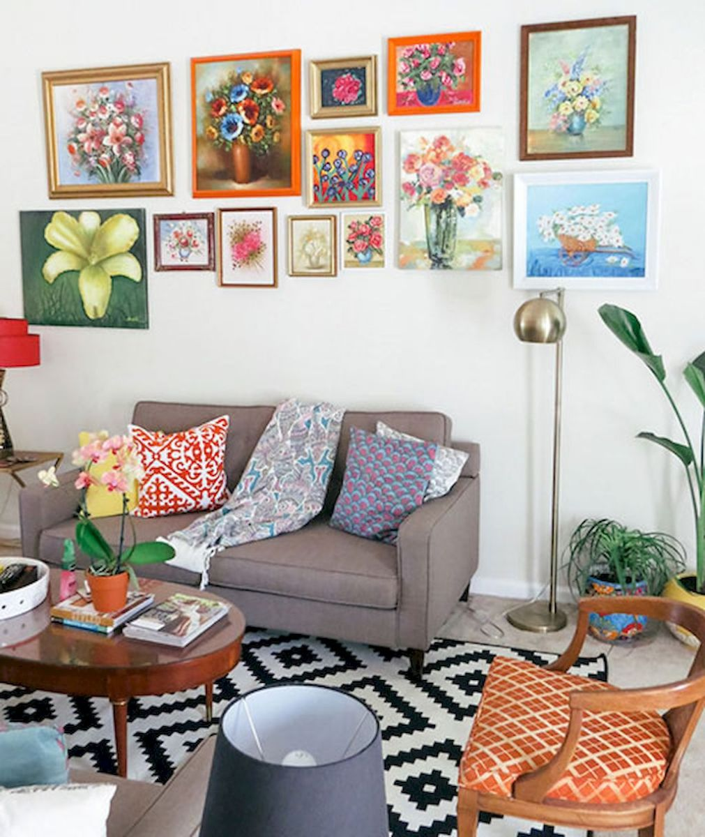 Simple image and Arrangement Tips to Make your Own Gallery Wall Ideas Part 32