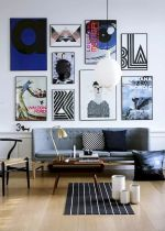 Simple image and Arrangement Tips to Make your Own Gallery Wall Ideas Part 33
