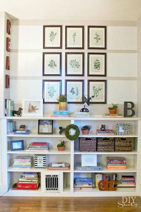 Simple image and Arrangement Tips to Make your Own Gallery Wall Ideas Part 35
