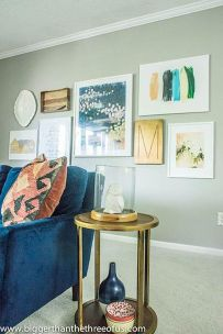 Simple image and Arrangement Tips to Make your Own Gallery Wall Ideas Part 43