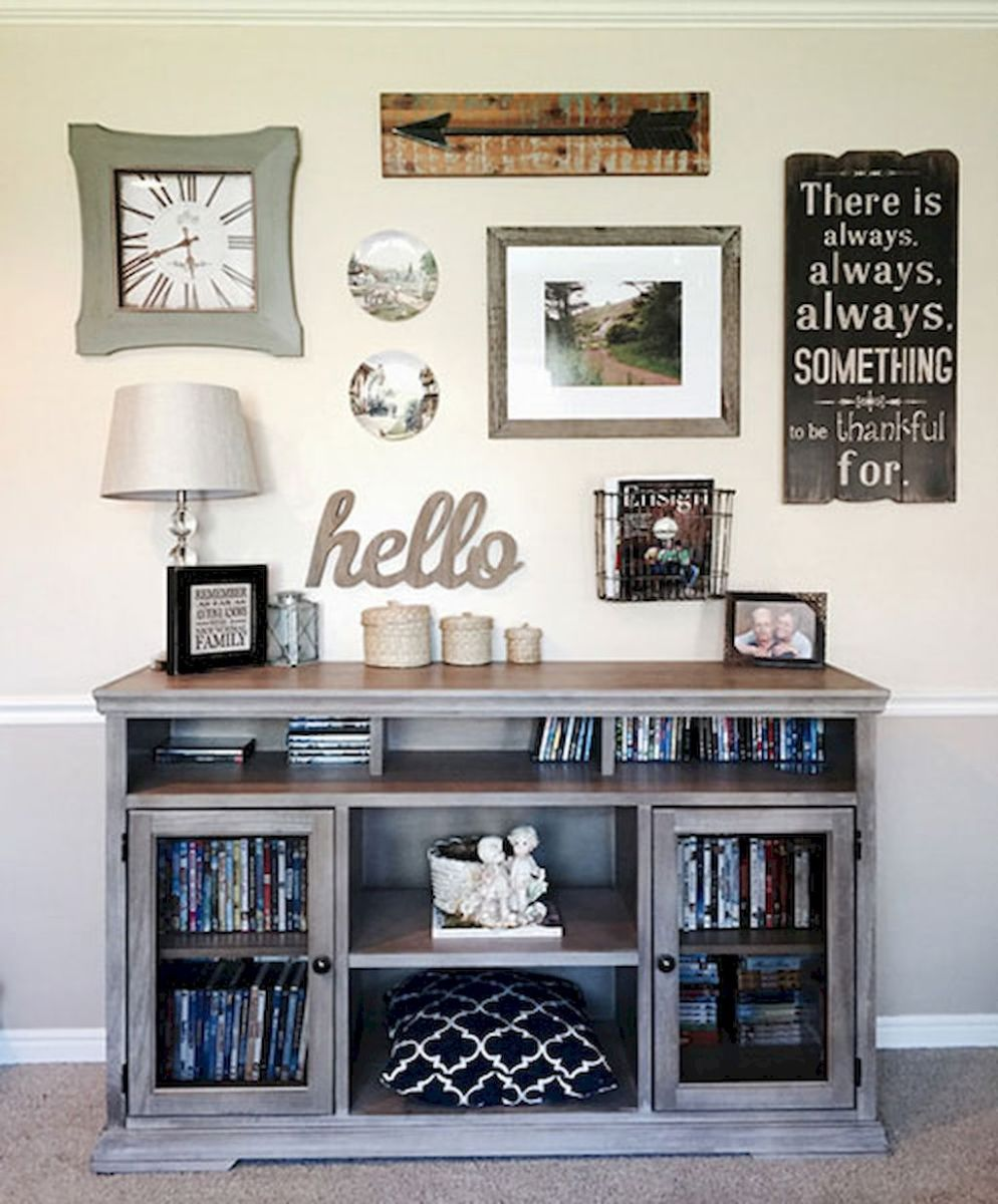 Simple image and Arrangement Tips to Make your Own Gallery Wall Ideas Part 49