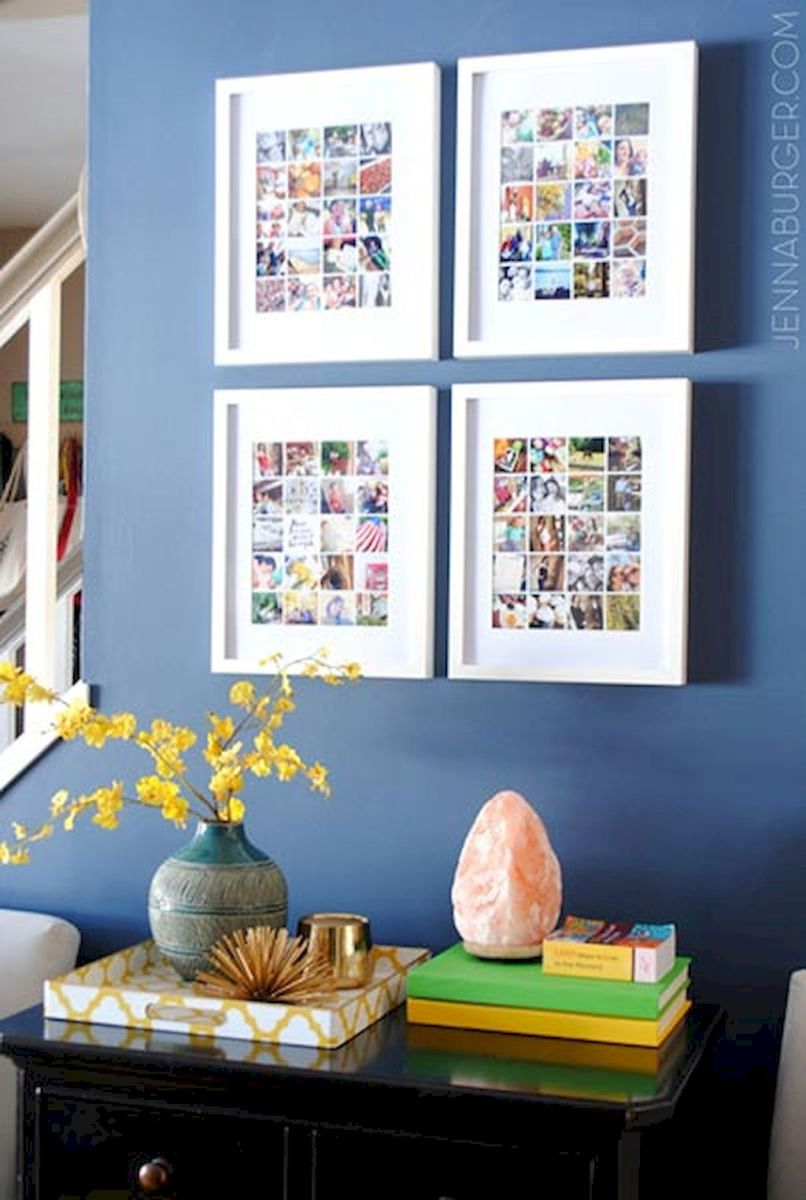 Simple image and Arrangement Tips to Make your Own Gallery Wall Ideas Part 58