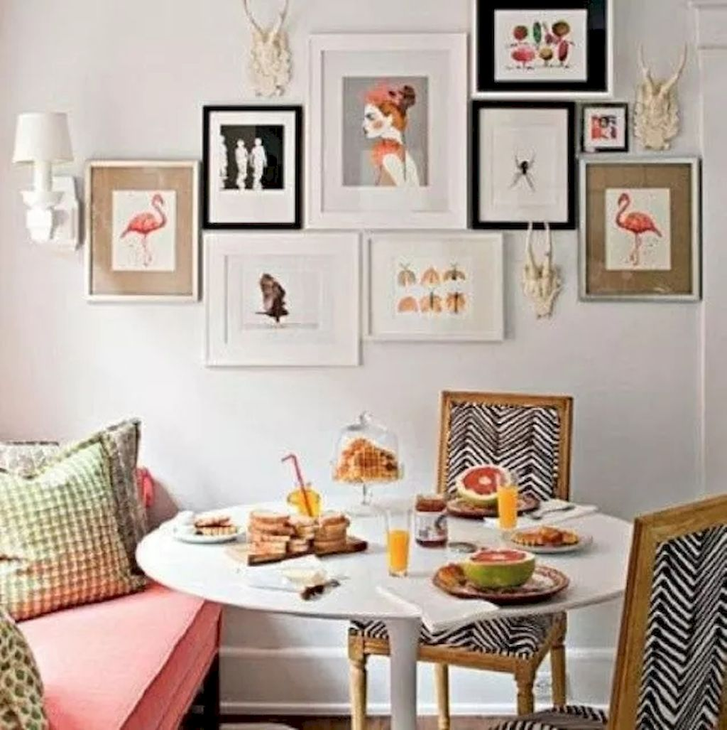 Artful Gallery Wall Ideas and Arrangement Tips