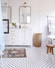 Small bathroom organization Ideas that will add more spaces during relaxation Part 10