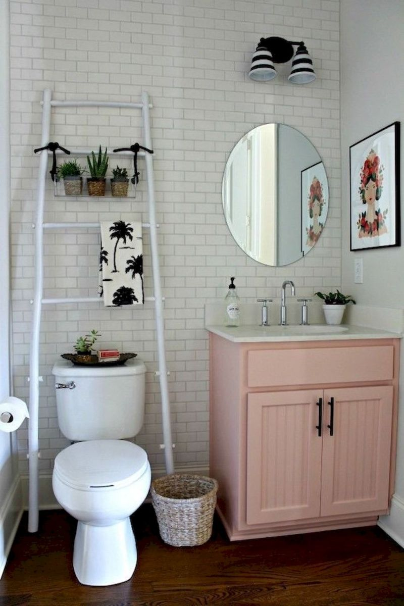 Small bathroom organization Ideas that will add more spaces during relaxation Part 25