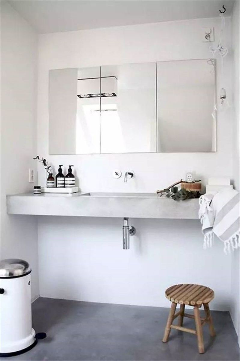 Small bathroom organization Ideas that will add more spaces during relaxation Part 39
