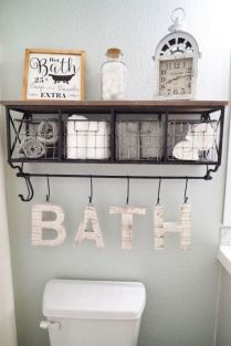 Small bathroom organization Ideas that will add more spaces during relaxation Part 56