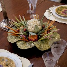 Thanksgiving Celebration Dining Table Centerpieces Idea Part 34