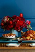 Thanksgiving Celebration Dining Table Centerpieces Idea Part 61