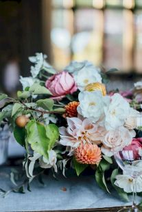 Thanksgiving Floral Arrangement Ideas and Autumn Flowers Decoration Best Used for Thanksgiving centerpiece and Decorations Part 15