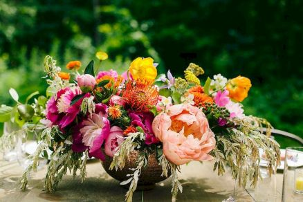 Thanksgiving Floral Arrangement Ideas and Autumn Flowers Decoration Best Used for Thanksgiving centerpiece and Decorations Part 27