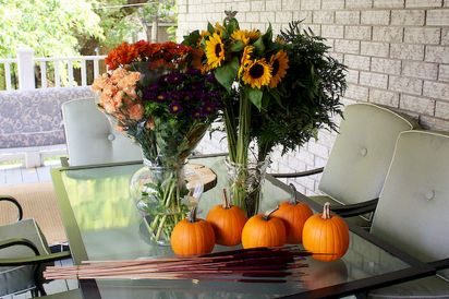 Thanksgiving Floral Arrangement Ideas and Autumn Flowers Decoration Best Used for Thanksgiving centerpiece and Decorations Part 3