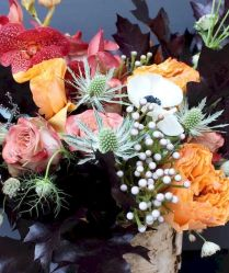 Thanksgiving Floral Arrangement Ideas and Autumn Flowers Decoration Best Used for Thanksgiving centerpiece and Decorations Part 33