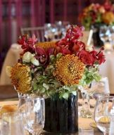 Thanksgiving Floral Arrangement Ideas and Autumn Flowers Decoration Best Used for Thanksgiving centerpiece and Decorations Part 41