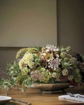 Thanksgiving Floral Arrangement Ideas and Autumn Flowers Decoration Best Used for Thanksgiving centerpiece and Decorations Part 7