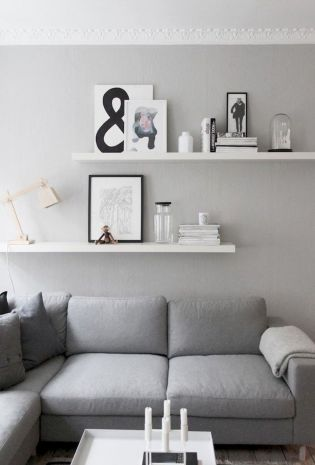 Affordable Ideas Floating Shelf for Living Room Part 13