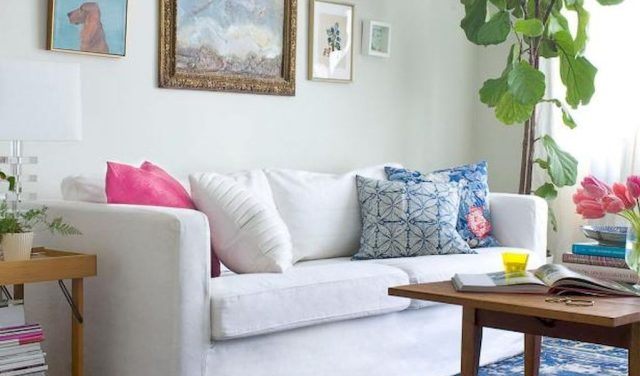 Artsy Bohemian Home with Colorful Decorating Concept Part 1