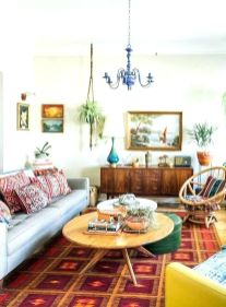 Artsy Bohemian Home with Colorful Decorating Concept Part 9
