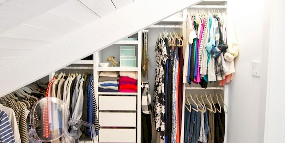 Easy Closet Organization Ideas to Add More Space Part 3