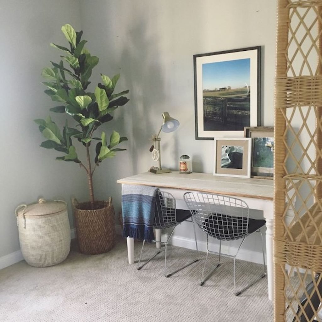 Farmhouse Home Office Decoration Ideas Part 28