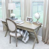 Farmhouse Home Office Decoration Ideas Part 29