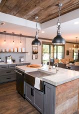 Inspiring Farmhouse Kitchen Sink for New Kitchen and Remodel Part 27