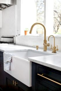 Inspiring Farmhouse Kitchen Sink for New Kitchen and Remodel Part 33