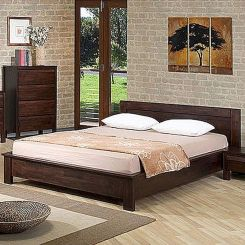 Platform Bed Ideas in Modern Design with Multi Functions Part 17