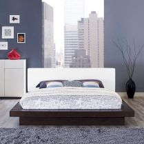 Platform Bed Ideas in Modern Design with Multi Functions Part 27