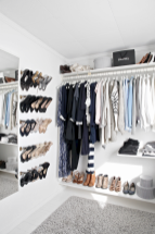 Smart Closet Organization Ideas to Make Extra Storage Part 38