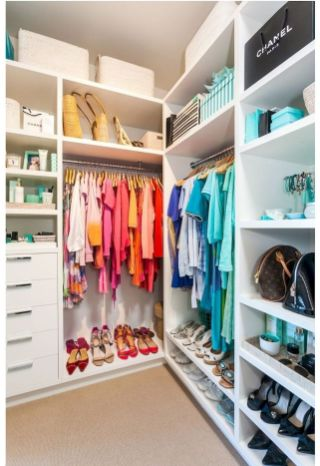 Smart Closet Organization Ideas to Make Extra Storage Part 44