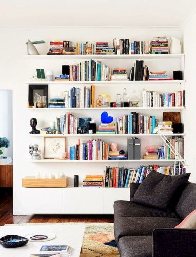 Trending Ideas Floating Shelf for Living Room Part 25