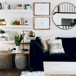 Trending Ideas Floating Shelf for Living Room Part 27