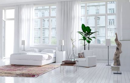White Bedroom Decorating Ideas with Refreshing Concepts Part 45