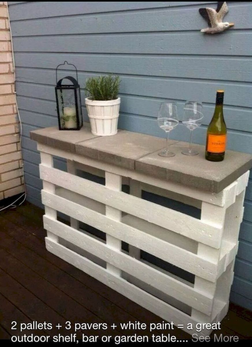 DIY Projects with Wood Pallets You Can Try at Home Part 46