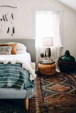Artistic Bedroom Rug Patterns with Rich Tribal Ornament Part 2