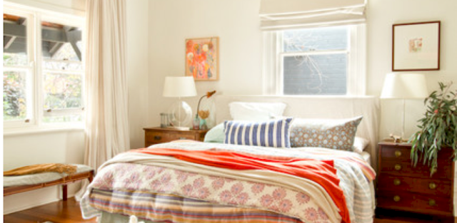 Beautiful Bed Sheet Designs With Tribal Pattern Liven Up Bedroom Looks Part 2