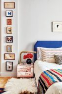 Beautiful Bed Sheet Designs With Tribal Pattern Liven Up Bedroom Looks Part 23