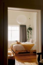 Beautiful Bedroom Designs in Darker Color Combination to Create Deeper Mood Effect Part 3