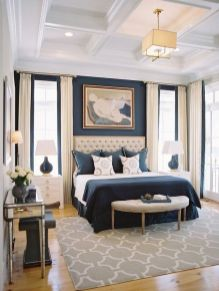 Beautiful Bedroom Designs in Darker Color Combination to Create Deeper Mood Effect Part 8