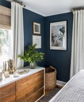 Bedroom Color Trend with Bold Colors and Brave Statements Part 23