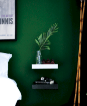 Bedroom Color Trend with Bold Colors and Brave Statements Part 24