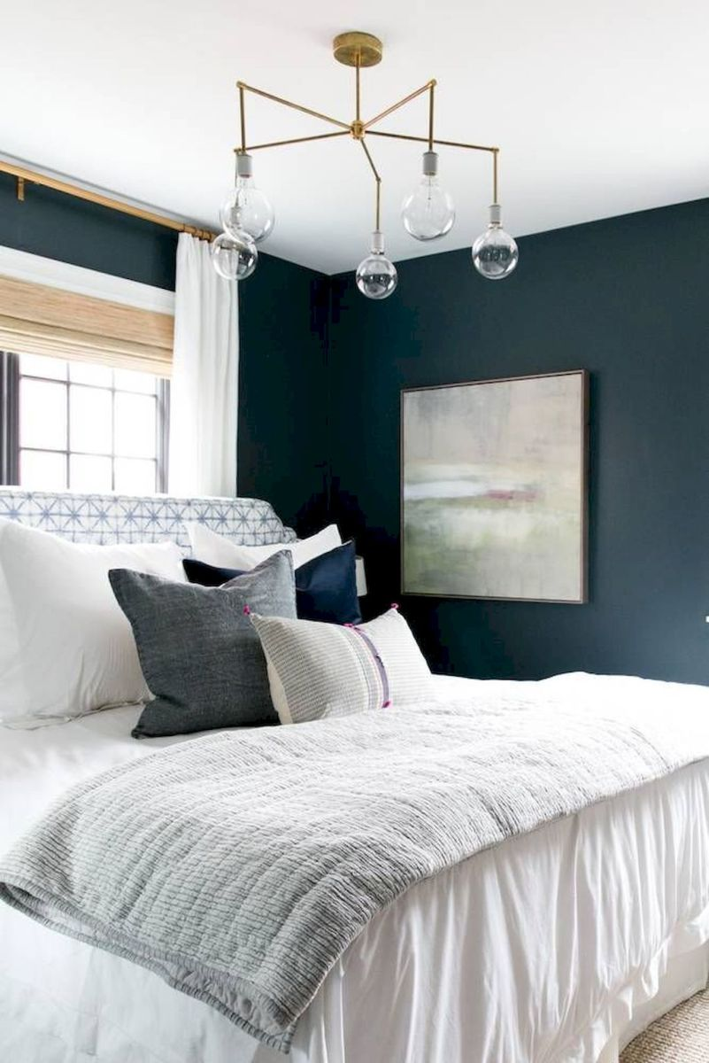 Bedroom Color Trend with Bold Colors and Brave Statements Part 25