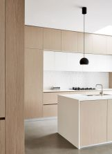 Best Modern Kitchen Design Accentuated by Exotic Wooden Elements Part 12