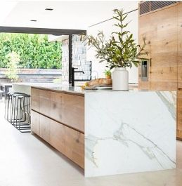 Best Modern Kitchen Design Accentuated by Exotic Wooden Elements Part 7